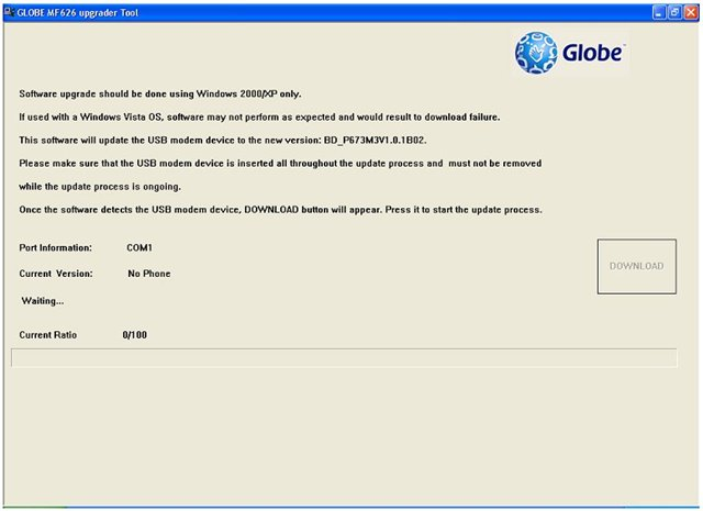 Globe Visibility Connection Manager
